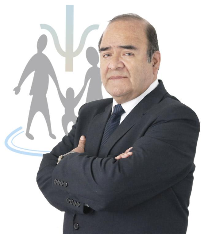 DR. PSIC. LUIS DIAZ